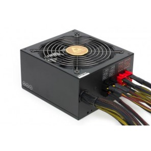 Chieftec GDP-750C power supply unit 750 W PS/2 Black