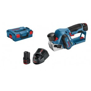 Bosch GHO 12V-20 Professional power planer 14500 RPM Black,Blue,Red