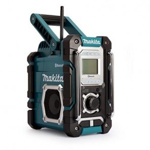 Makita DMR108 radio Worksite Black,Blue